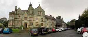 WCCP Beginners/Improvers Concertina Weekend 会場 Quantock Lodge, United Kingdom